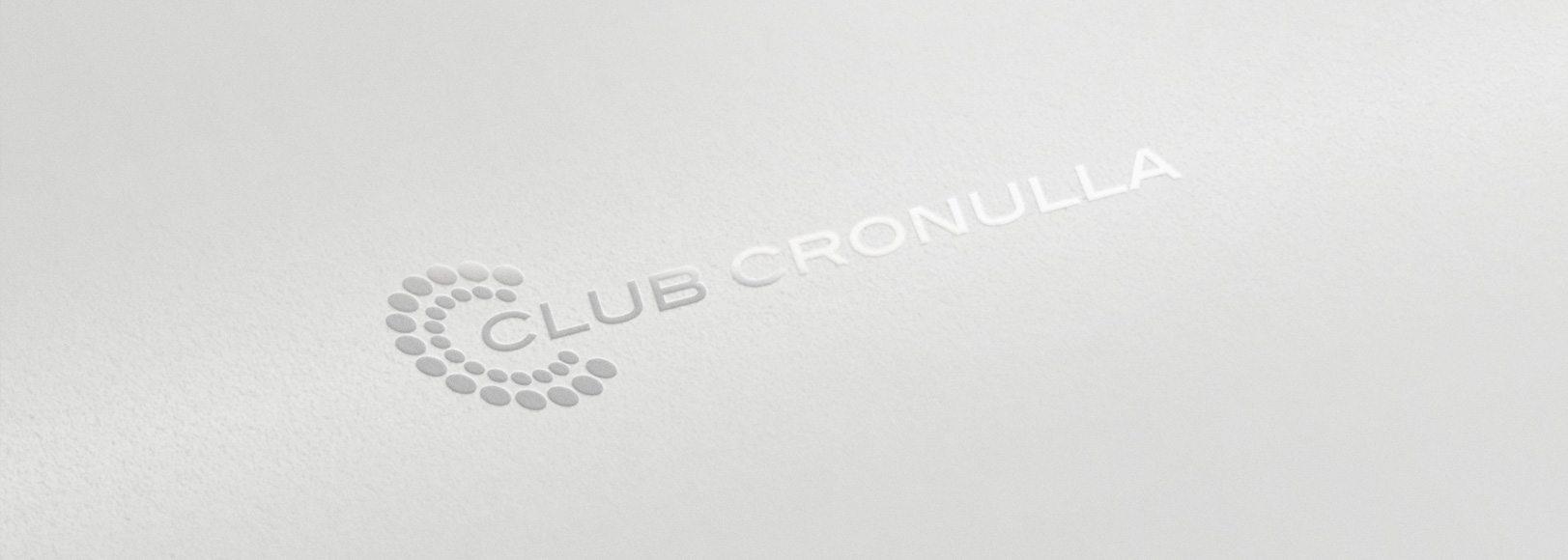 Club Cronulla - Cronulla Web Design - Branding & Logo Design