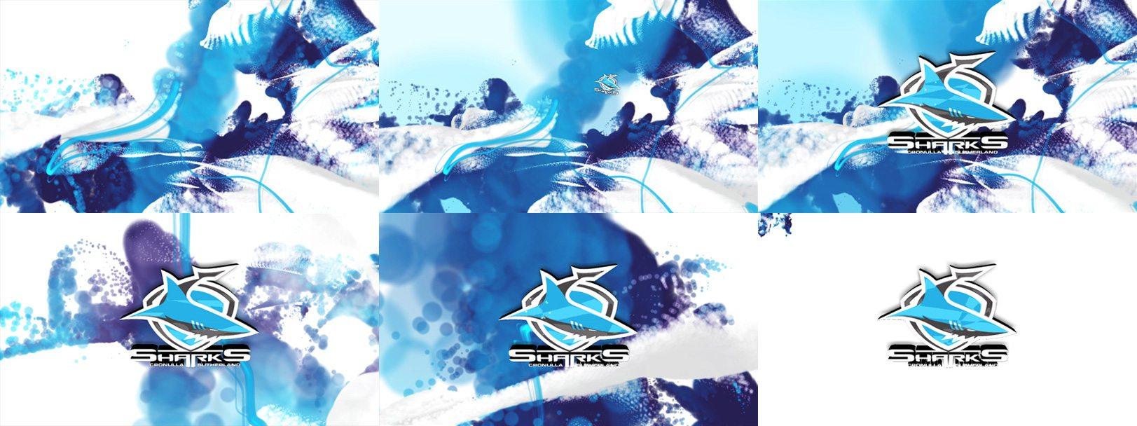 Cronulla Sharks - Cronulla Web Design - Graphic Design Caringbah