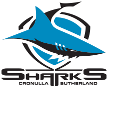 Cronulla Sharks - Cronulla Web Design - Graphic Design Cronulla