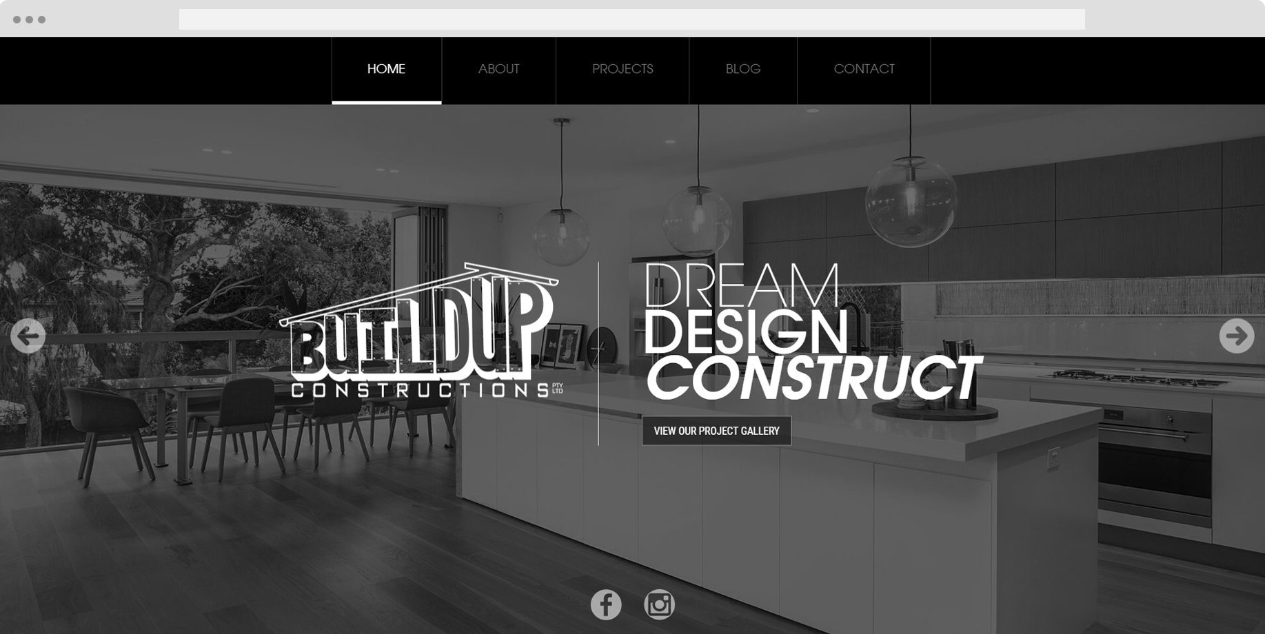 Buildup - Cronulla Web Design - Website Design Services