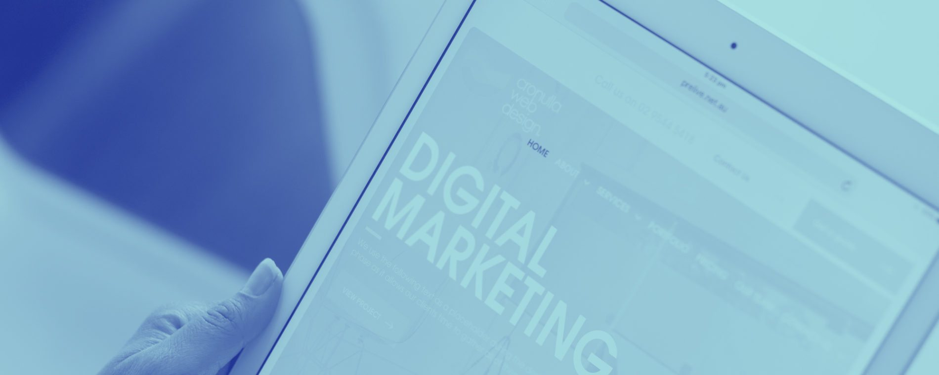 Digital Marketing - Cronulla Web Design - Website Design Sutherland Shire