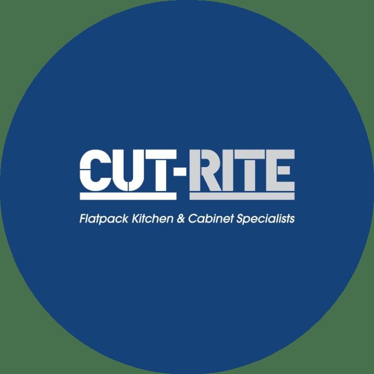 cut-rite logo design