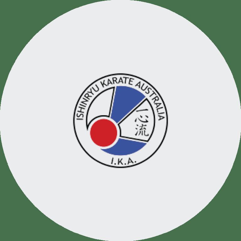 Ishinryu Karate Australia Branding Logo