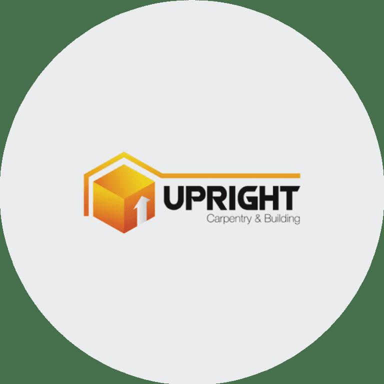Upright Logo and Branding