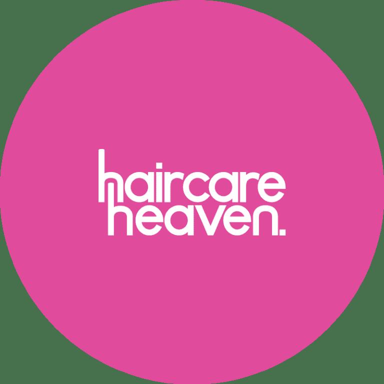 Haircare Heaven Logo Design
